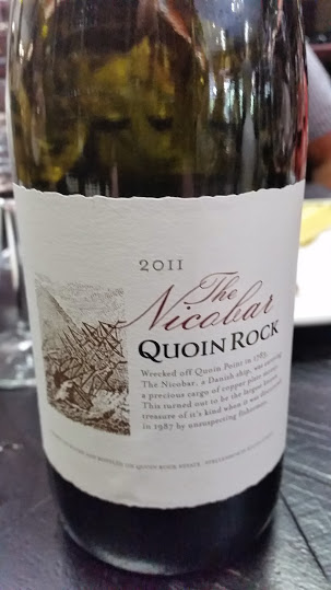 Quoin Rock The Nicobar 2011 vs Greywacke Wild Sauvignon 2011