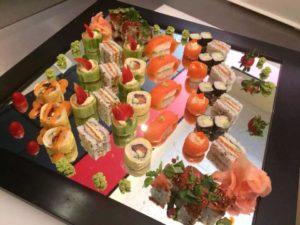 Zhong Cuisine platter