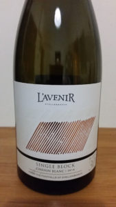 LAvenir Single Block Chenin Blanc 2014
