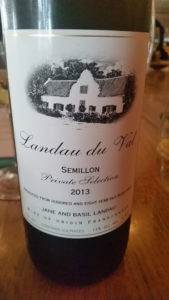 Heritage wine.